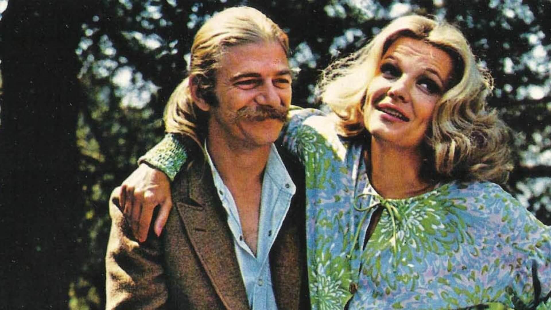 Minnie and Moskowitz (1971) – Comedy, Drama, Romance